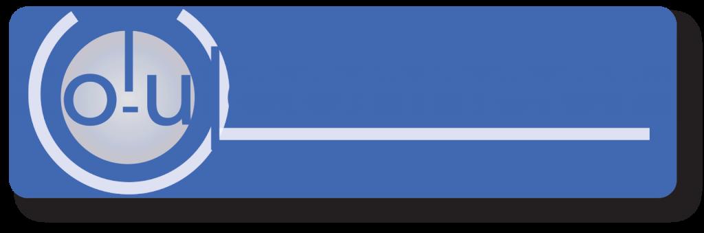 ou connect logo blue shadow